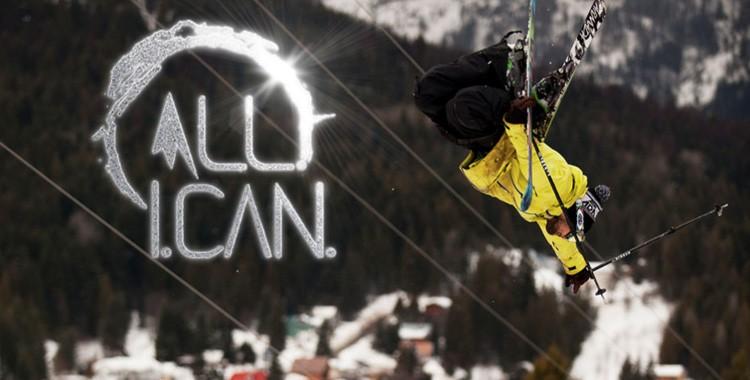 """Ski-Straßen Spiele bei """"All I Can"""""""