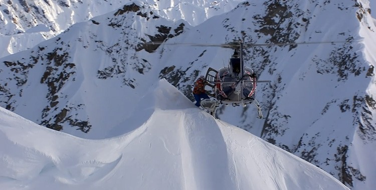 """The Art of Flight"" Snowboarders Finest"